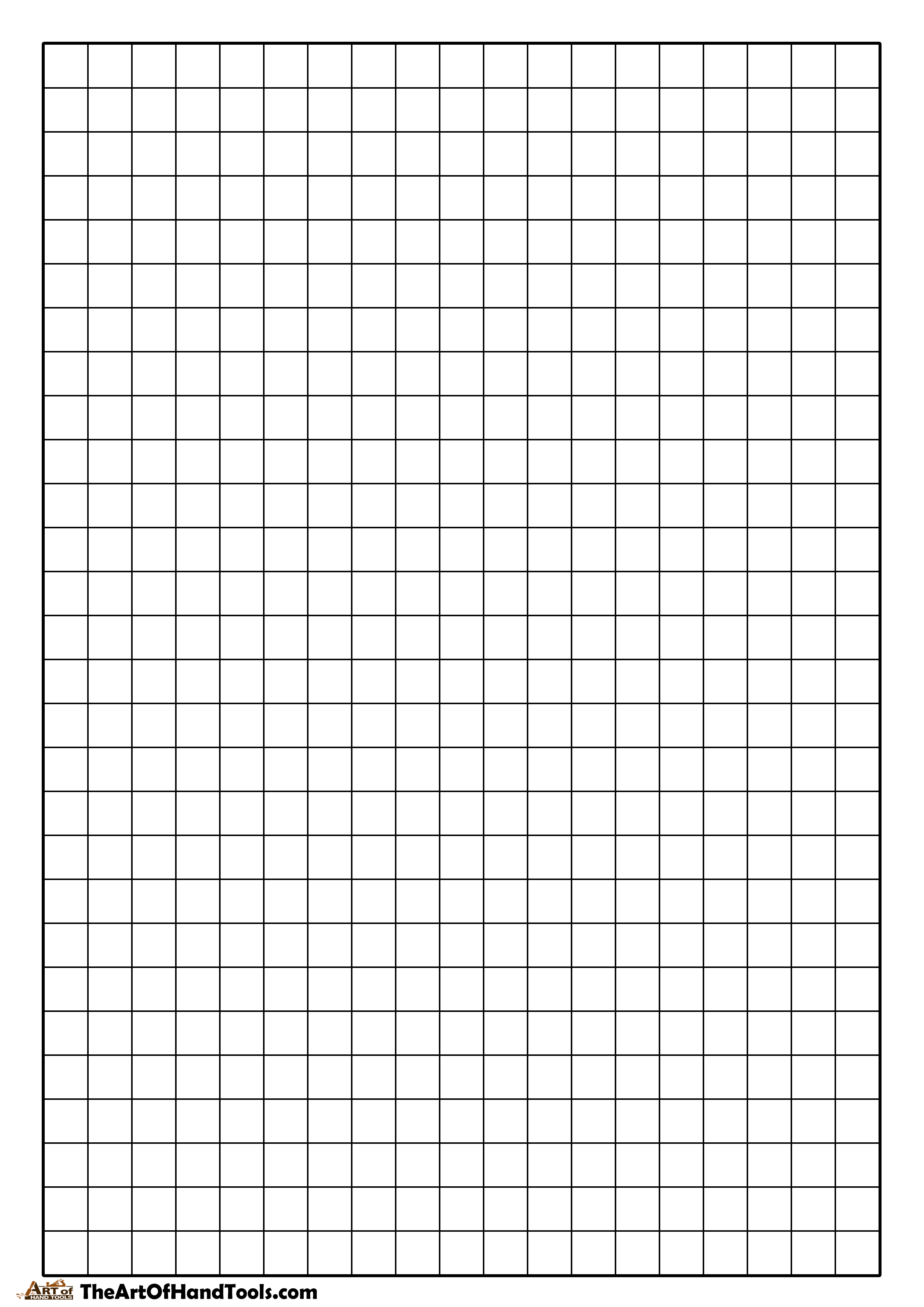 Blank Graph Paper Ready For Shop Layout. Head Over To The Below Link - Half Inch Grid Paper Free Printable