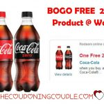 Bogo Free 20 Oz Coke Ecoupon @ Walgreens! Through 6/28!   Free Printable Coupons For Coca Cola Products
