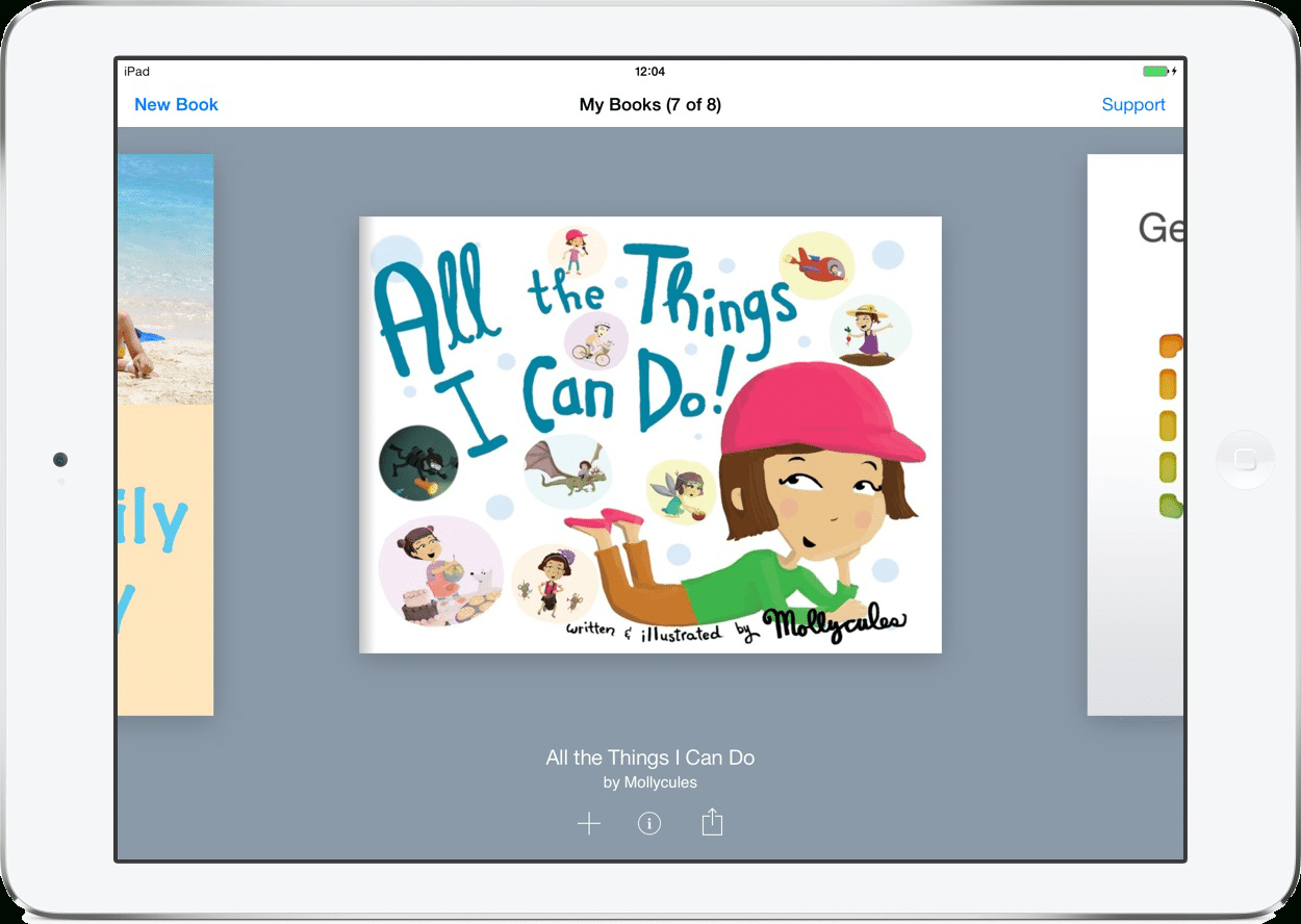 Book Creator - Bring Creativity To Your Classroom - Book Creator App - Make A Printable Picture Book Online Free