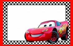 Cars Lightning Mcqueen Printable Template | Cars Birthday In 2019 – Free Printable Car Template