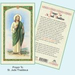 Catholic Prayer Cards   Free Printable Catholic Prayer Cards
