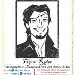 Chiil Mama : Disney On Ice Dare To Dream Win 4 Free Tickets Or A $40   Free Printable Flynn Rider Wanted Poster