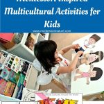 Children Of The World Multicultural Activities For Kids | Montessori   Free Printable Multicultural Posters
