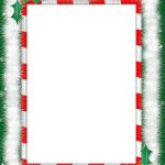 Christmas Border Paper   Google Search … | Templates | Free …   Free Printable Christmas Border Paper