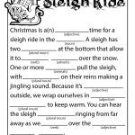 Christmas Mad Libs | Woo! Jr. Kids Activities   Mad Libs Online Printable Free