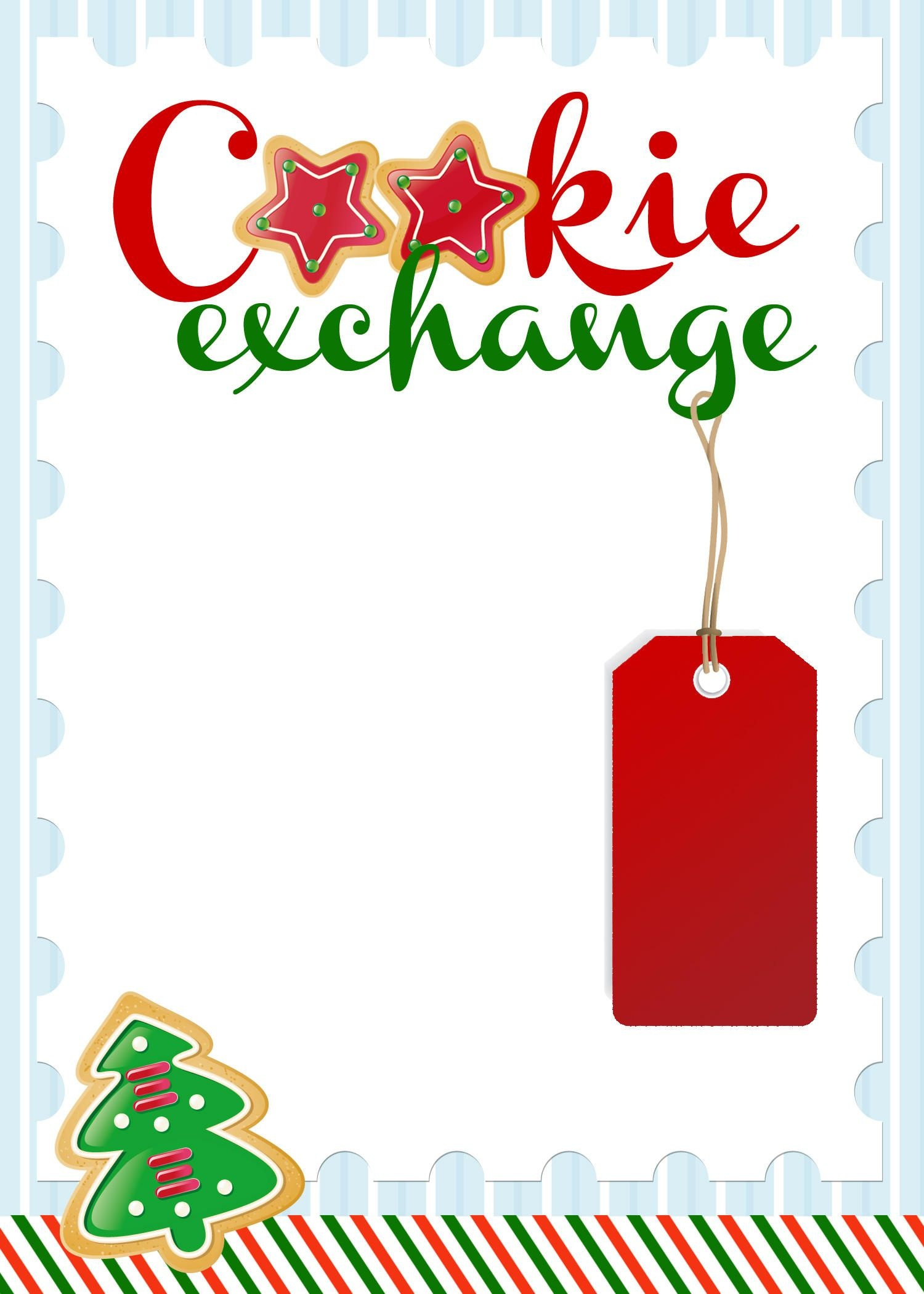 Christmas Party Invitation Templates Free Printable | Pretty - Christmas Party Invitation Templates Free Printable