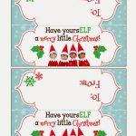 Christmas Treat Bag Toppers | Mysunwillshine Printables | Christmas   Free Printable Christmas Bag Toppers Templates