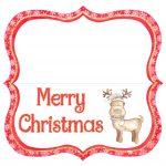 Coconut Cashews Plus Free Christmas Treat Bag Toppers Printables   Free Printable Christmas Bag Toppers Templates