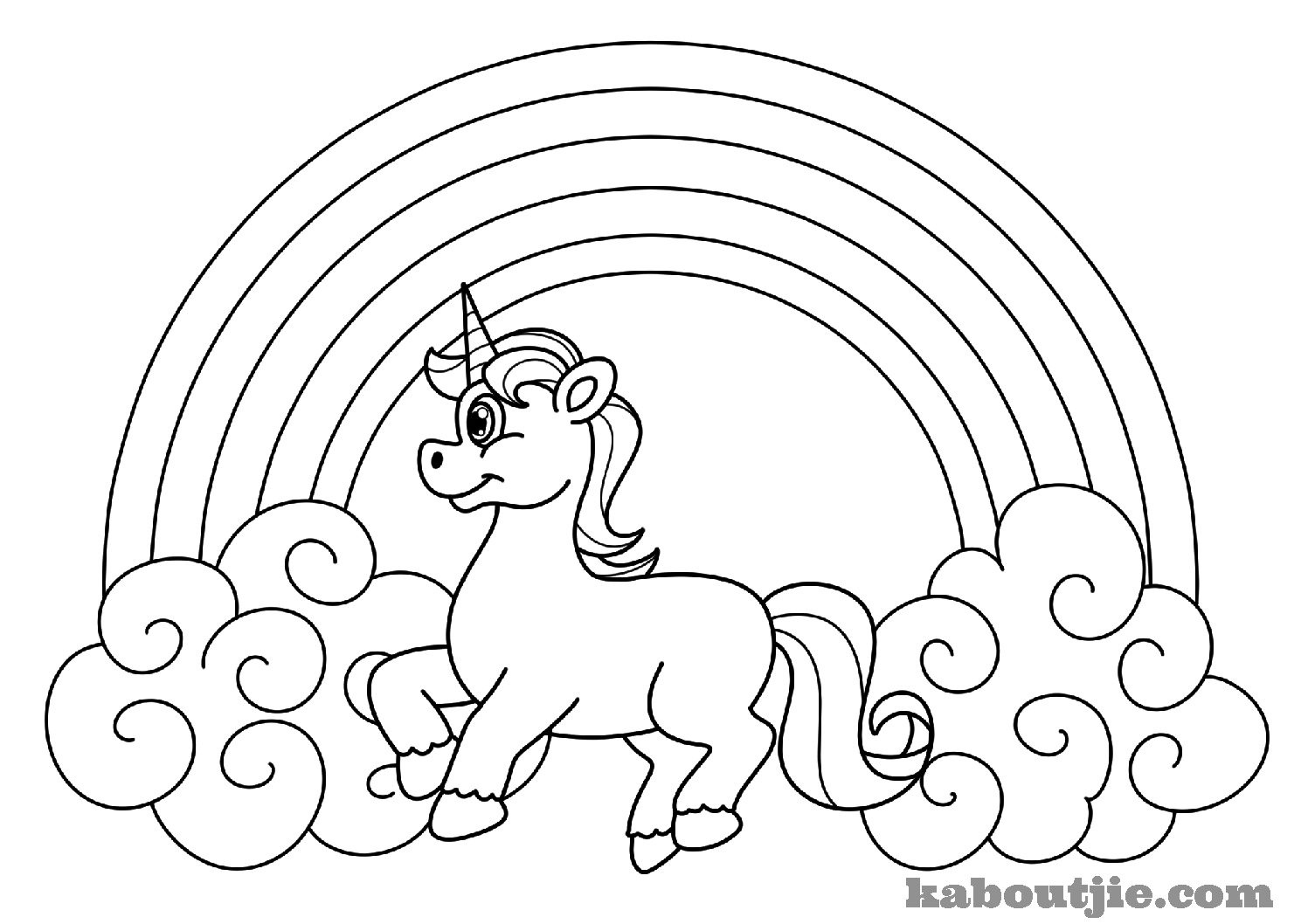 Coloring: Awesome Unicorn Coloring Page Printable Picture Inspirations. - Free Printable Unicorn Coloring Pages
