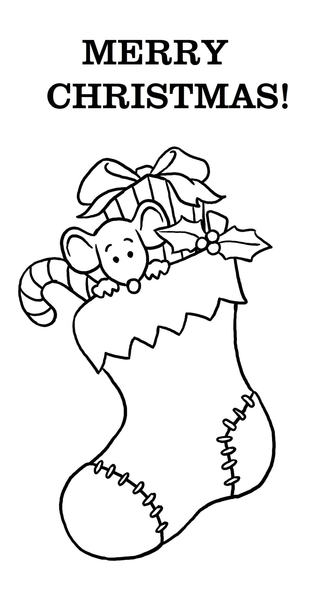Coloring Book World ~ Coloring Book World Free Printable Merry - Free Printable Christmas Coloring Pages For Kids