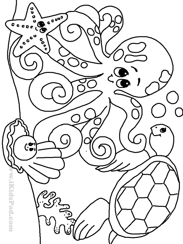 Coloring Book World ~ Coloring Book World Sheets For Kids Free - Free Printable Color Sheets For Preschool