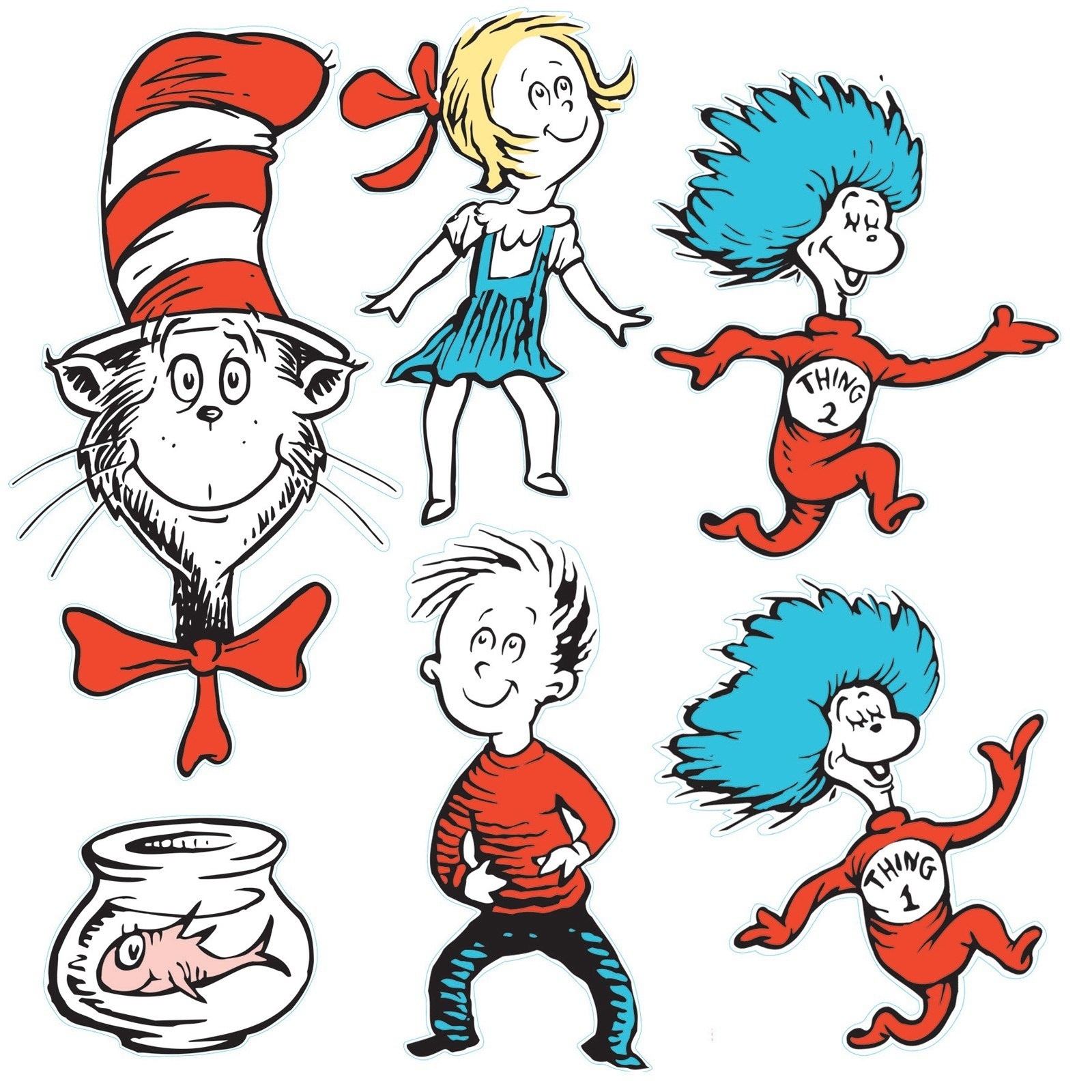 Coloring ~ Dr Seuss Characters Printables Coloring Page Free - Free Printable Pictures Of Dr Seuss Characters