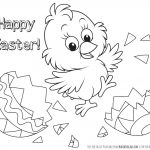Coloring Ideas : Easter Coloring Pages For Kids Crazy Little   Easter Color Pages Free Printable