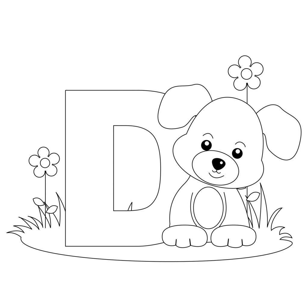 Coloring Ideas : Printable Alphabet Coloring Pages Free For Kids - Free Printable Alphabet Coloring Pages