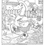 Coloring Page ~ Hidden Object Coloring Pages Summer Fun Picturee   Free Printable Seek And Find