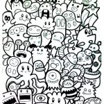 Coloring Pages Ideas: Doodle Art Doodling Adult Coloring Pages Ideas   Free Printable Doodle Art Coloring Pages