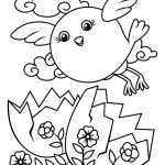 Coloring Pages Ideas: Free Printable Easter Coloring Pages Your Kids   Easter Color Pages Free Printable