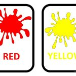 Colours Flashcards Worksheet   Free Esl Printable Worksheets Made   Free Printable Colour Flashcards