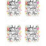 Creative Mother's Day Gifts  Tags And Wall Art Included!   Free   Free Printable Mothers Day Gifts