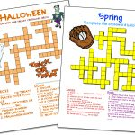 Crossword Puzzle Maker | World Famous From The Teacher's Corner   Make Your Own Worksheets Free Printable