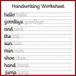 Cursive Handwriting Worksheets – Free Printable! ⋆ Mama Geek   Make Your Own Worksheets Free Printable