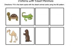 Desert Animal Printables – Teaching Mama – Free Printable Desert Animals