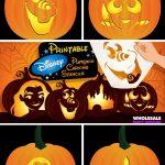 Disney Pumpkin Carving Patterns Free Printable (81+ Images In   Free Printable Toy Story Pumpkin Carving Patterns