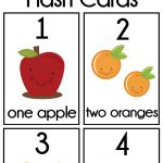 Diy Number Flash Cards Free Printable – Extreme Couponing Mom – Free Printable Number Flashcards 1 30