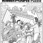 Download This Festive Fall Free Printable Hidden Pictures Puzzle To   Free Printable Hidden Pictures