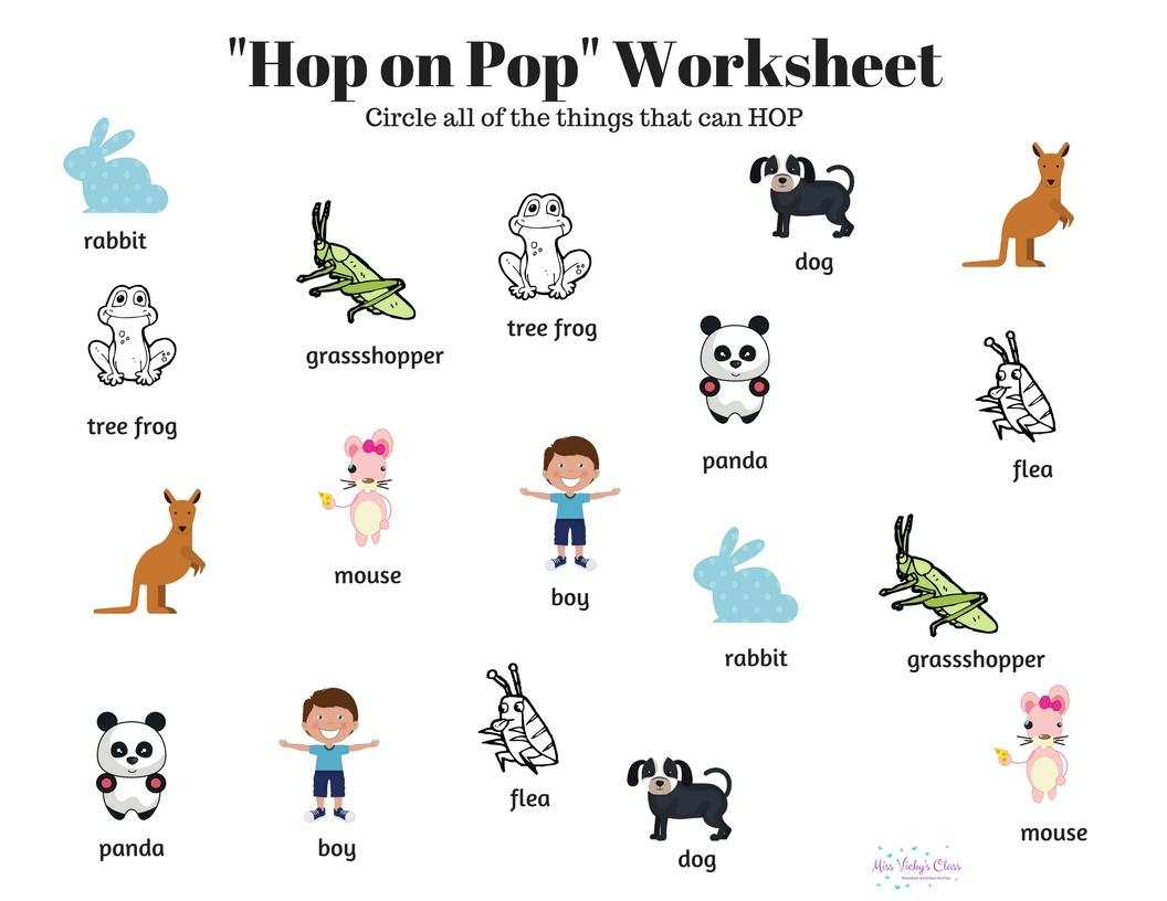 Dr. Seuss Preschool Activities With Free Printables - Free Printable Dr Seuss Math Worksheets