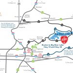 Driving Directions Into Big Bear Lake (4 Unique Routes)   Free Printable Driving Directions