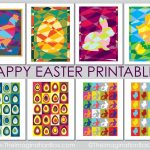 Easter Free Printables, Art & Craft Projects For Kids   The   Free Printable Easter Bunting