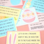 Easter Scavenger Hunt   Free Printable!   Happiness Is Homemade   Free Printable Scavenger Hunt