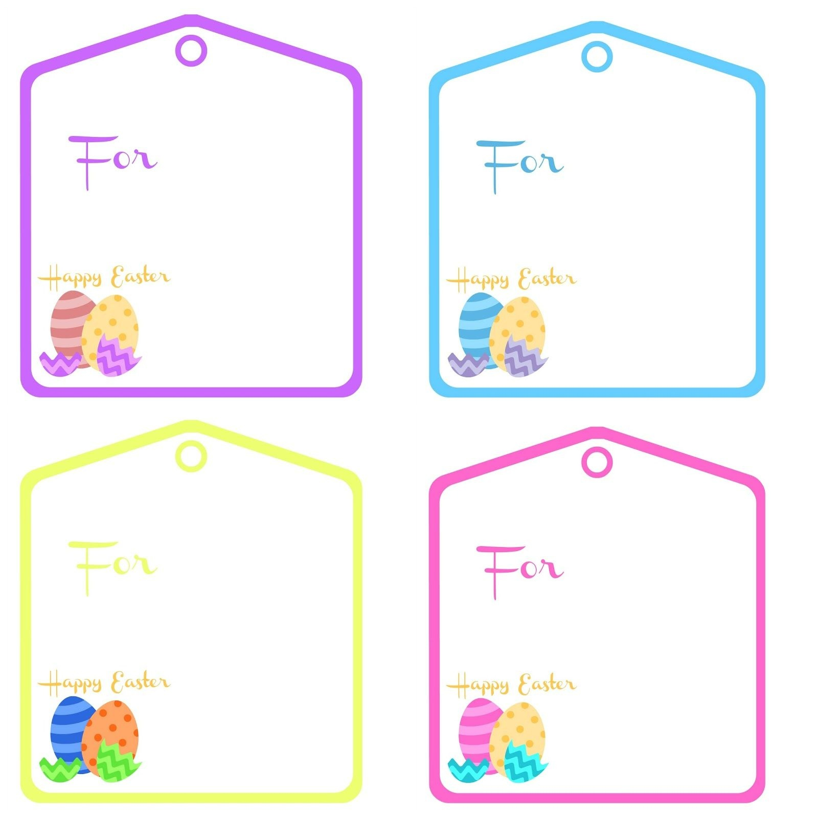Easter+Tags+Printable | Freebie Friday [Easter Tags & Printable - Free Printable Easter Basket Name Tags