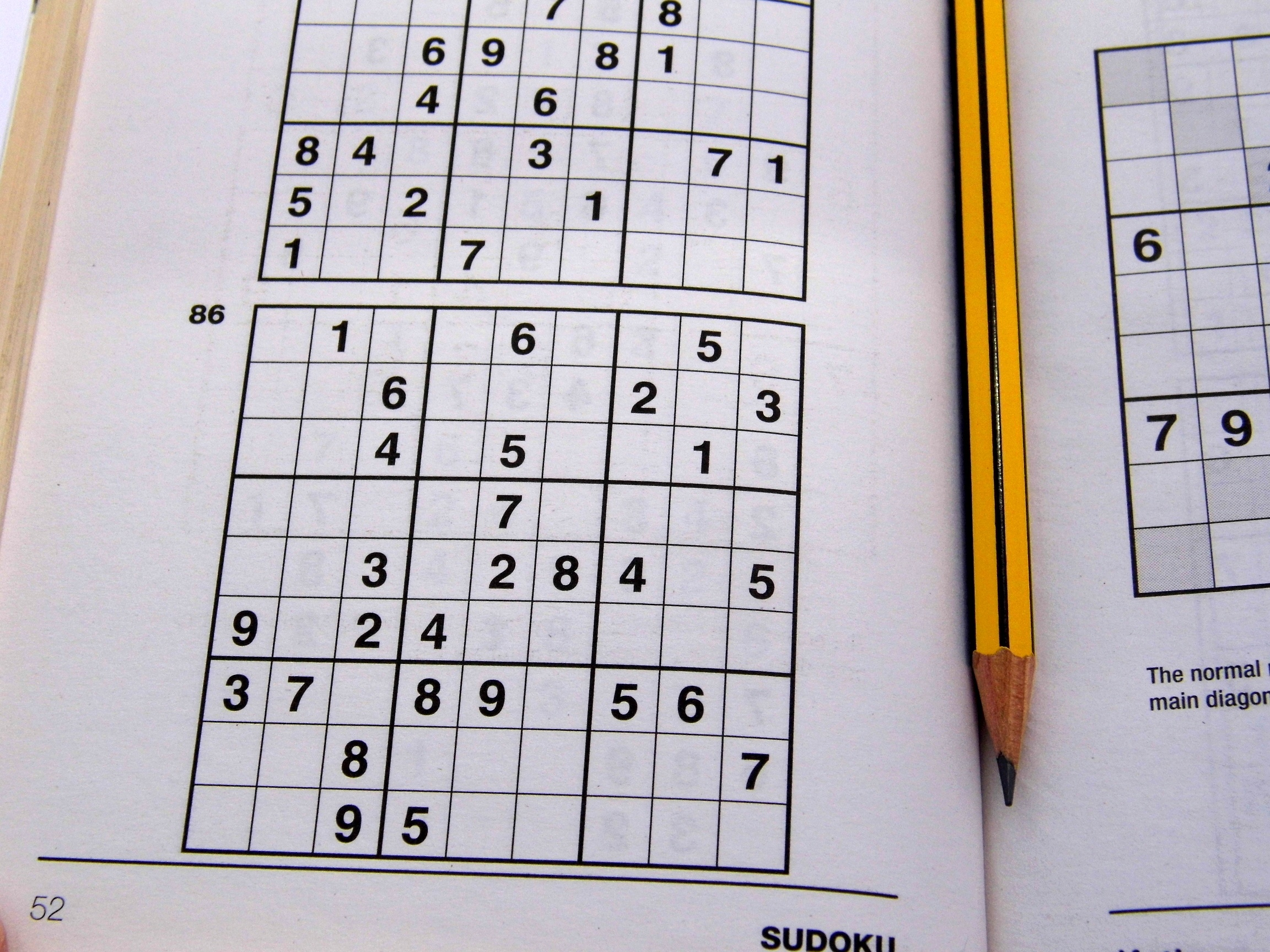 Easy Printable Sudoku Puzzles 6 Per Page – Book 2 – Free Sudoku Puzzles - Free Printable Sudoku Books