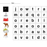 Easy Printable Word Searches With Pictures! Lots Of Other Free   Free Printable Word Games