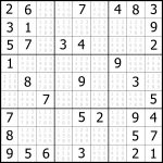 Easy Sudoku Printable | Kids Activities   Free Printable Sudoku With Answers