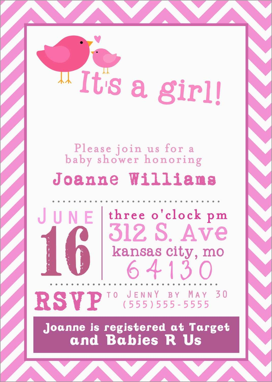 Elegant Free Online Baby Shower Invitations Templates | Best Of Template - Free Printable Baby Shower Invitation Maker