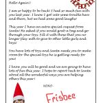 Elf On The Shelf Free Donation Letter Printable   Printables 4 Mom   Free Printable Elf On The Shelf Letter
