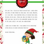 Elf On The Shelf Goodbye Letter : Free Printable     Free Printable Elf On The Shelf Letter