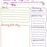 Exclusive Free Printables | Journal Ideas | Kids Travel Journal   Free Printable Journal Pages