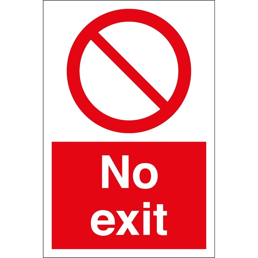 Exit Signs Pictures   Free Download Best Exit Signs Pictures On - Free Printable No Exit Signs