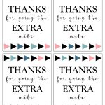 Extra Gum Thank You Printable   Paper Trail Design   Free Printable Volunteer Thank You Cards