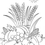 Fall Harvest Coloring Page | Free Printable Coloring Pages   Free Printable Fall Harvest Coloring Pages
