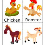 Farm Animal Flashcards | For The Classroom | Farm Animals Pictures   Free Printable Farm Animal Flash Cards