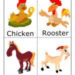 Farm Animal Flashcards | For The Classroom | Farm Animals Pictures   Free Printable Farm Animal Flash Cards