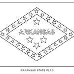 Flag Of Arkansas | Super Coloring | Camping Ideas | Printable   Free Printable Arkansas History Worksheets