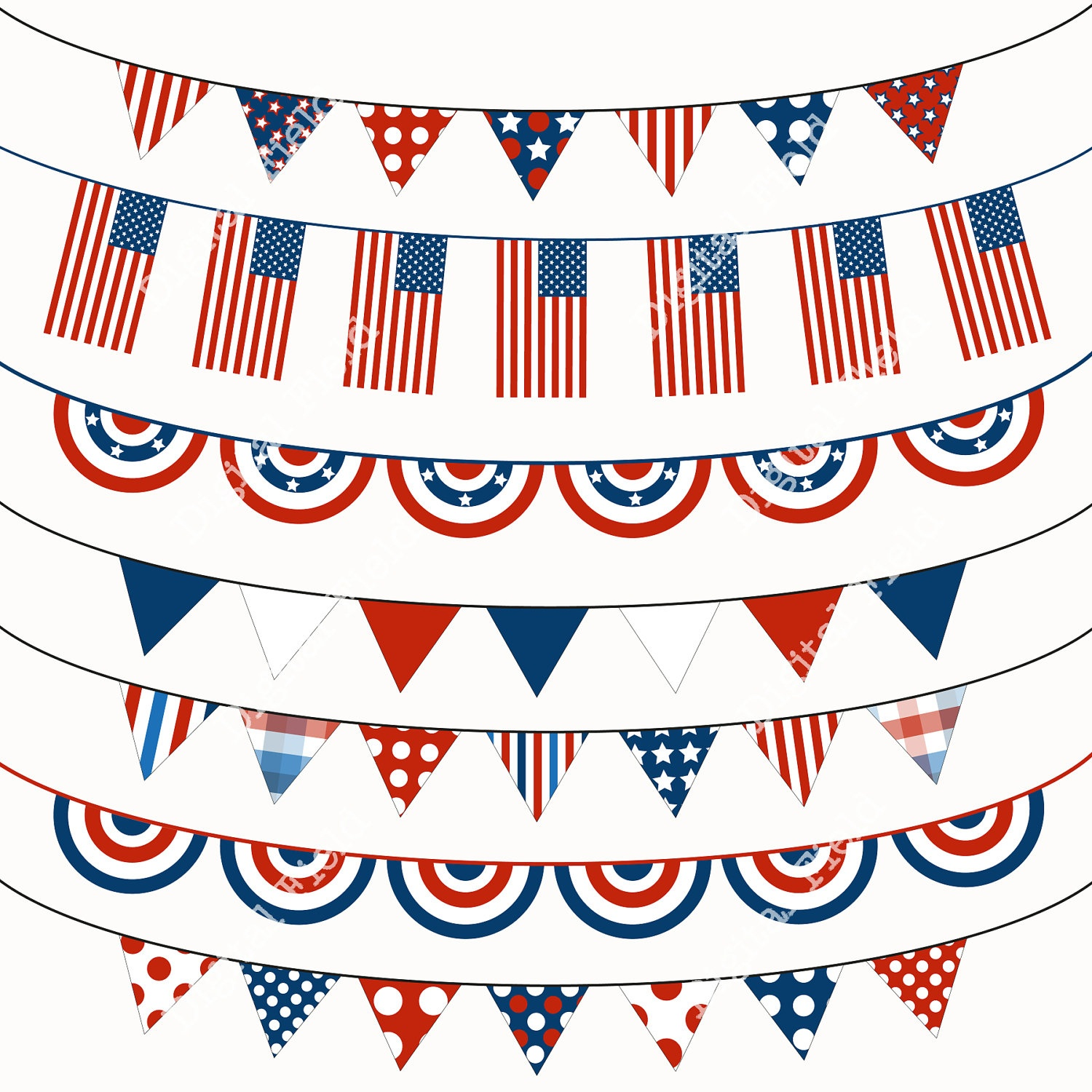 Fourth Of July 4Th Of July Clipart 2 2 - Clipartix - Free Printable Clipart For August