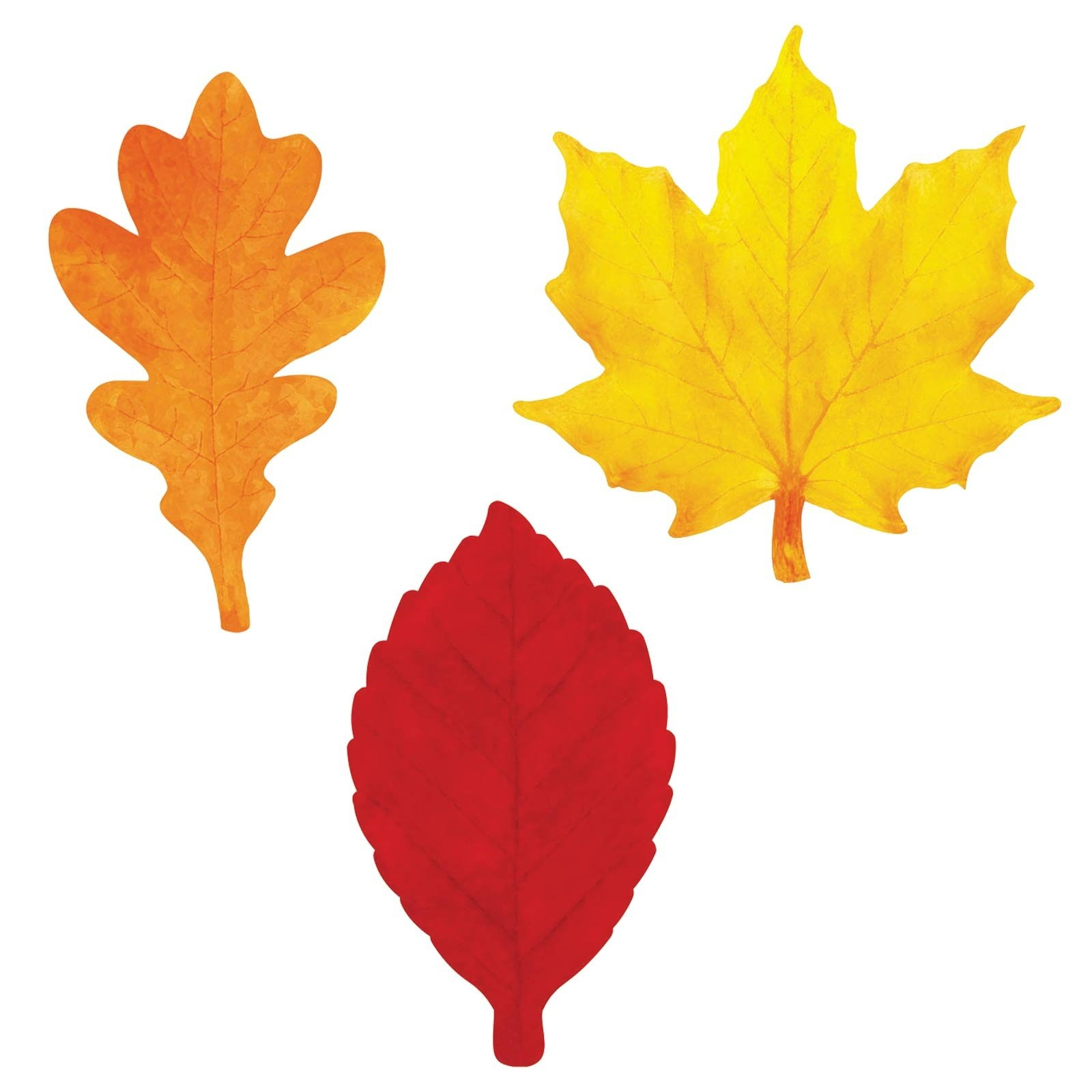 Free Apple Leaf Template, Download Free Clip Art, Free Clip Art On - Free Printable Leaves