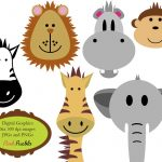 Free Baby Jungle Animals Clipart, Download Free Clip Art, Free Clip   Free Printable Baby Jungle Animal Clipart